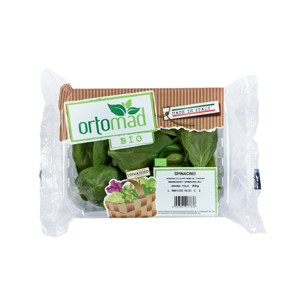 Baby Spinach <br>80/125g