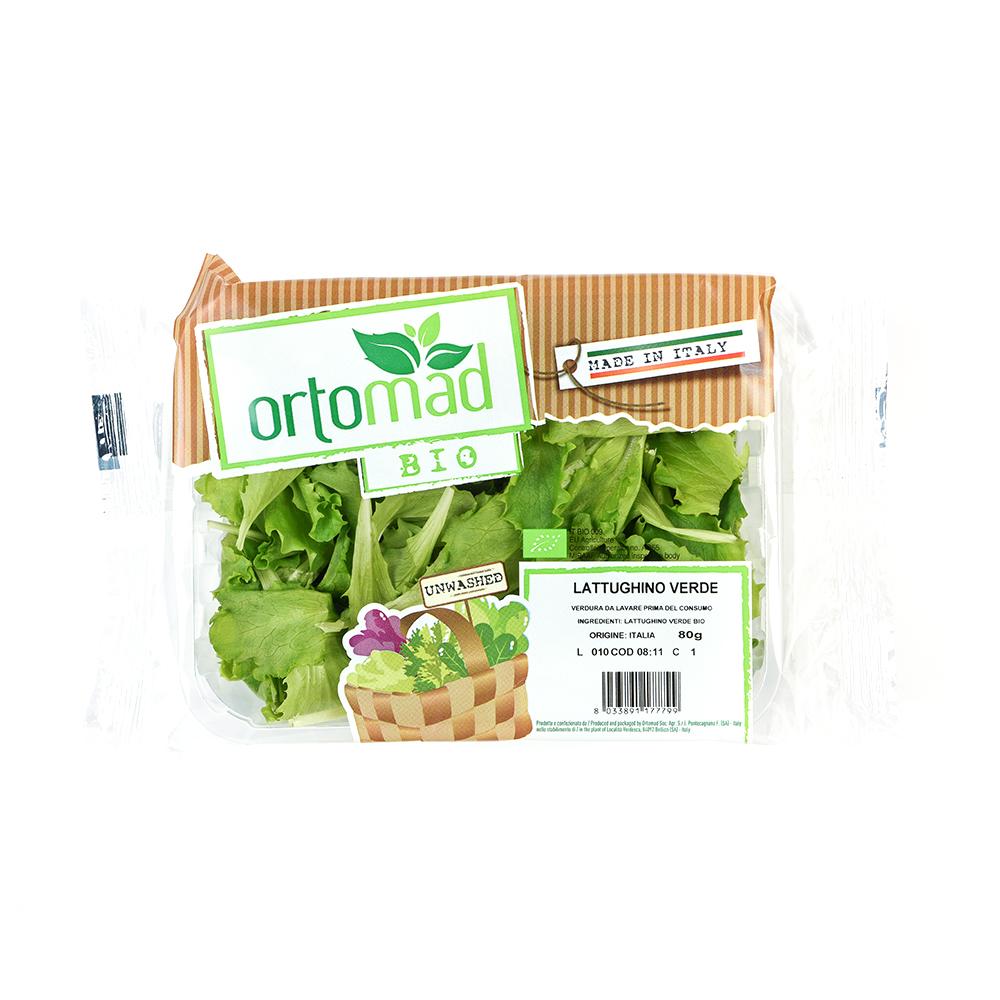 Lattughino Verde<br>80/125g