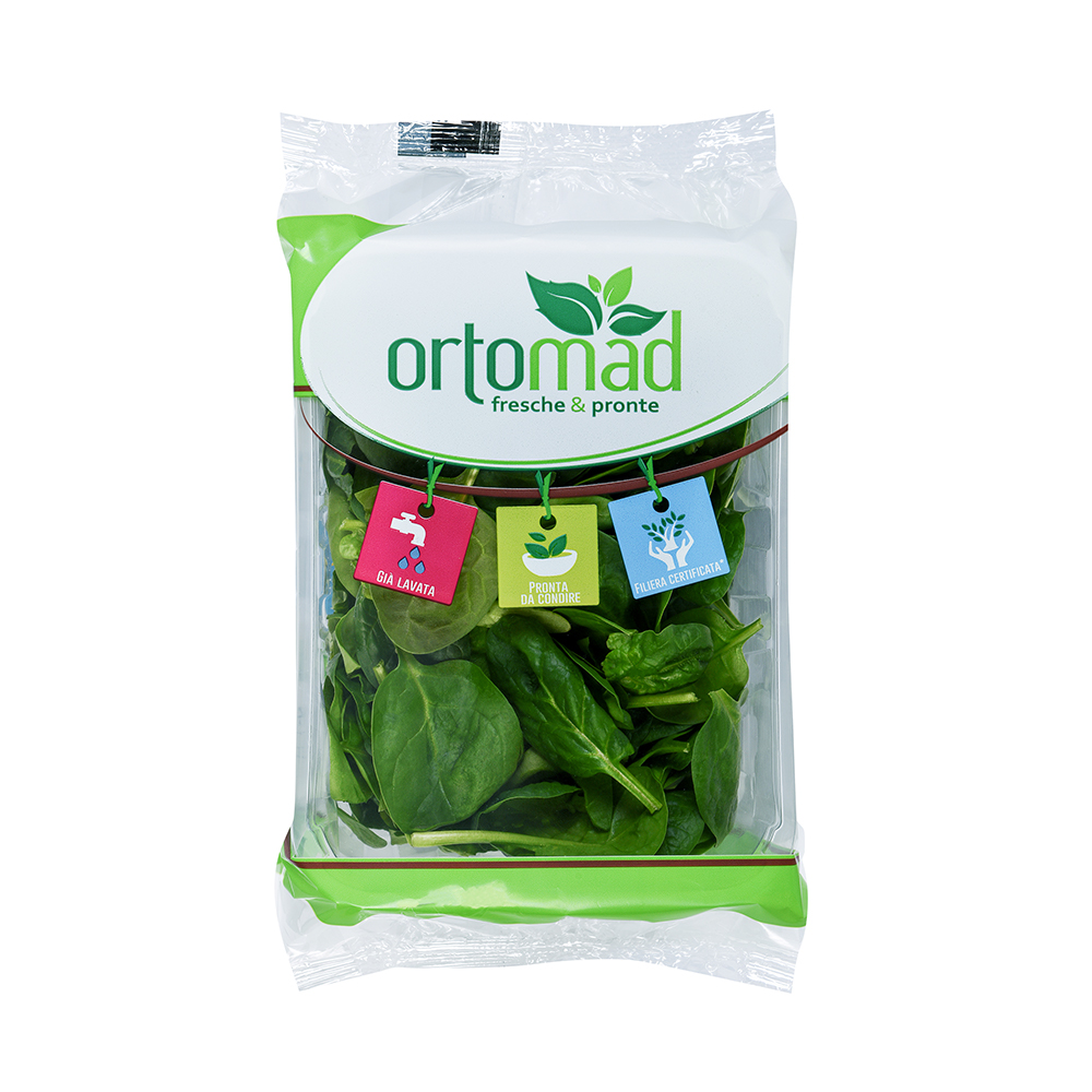 Baby Spinach <br> 80g