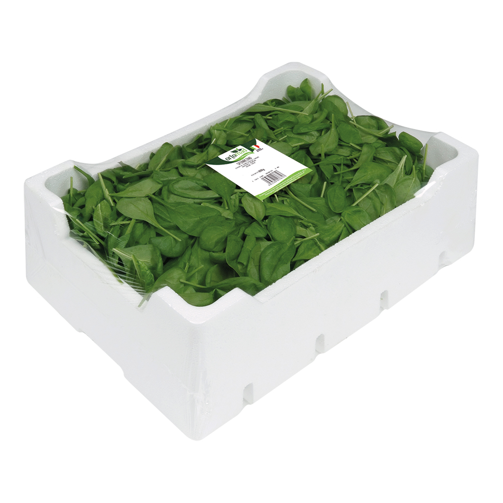 Baby Spinach <br> 500/800/1000g