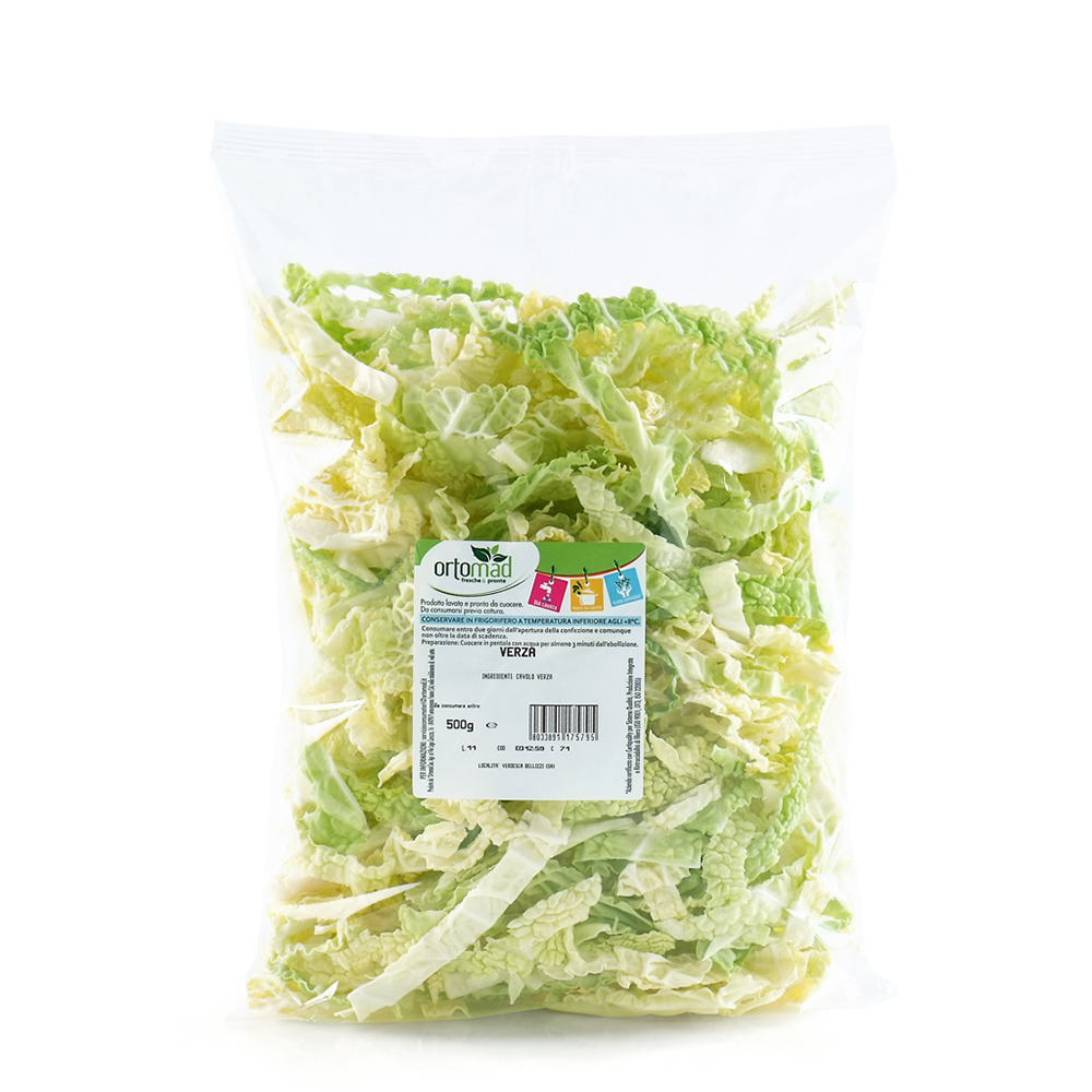 Savoy Cabbage<br> 500g