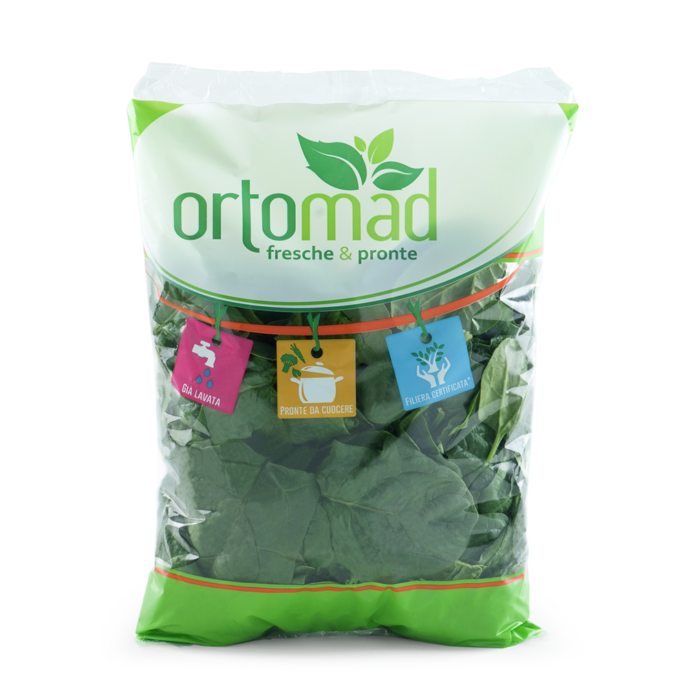Spinach <br> 500g